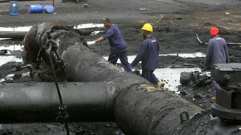 Rohstoff-Streit: Verfluchtes Öl
