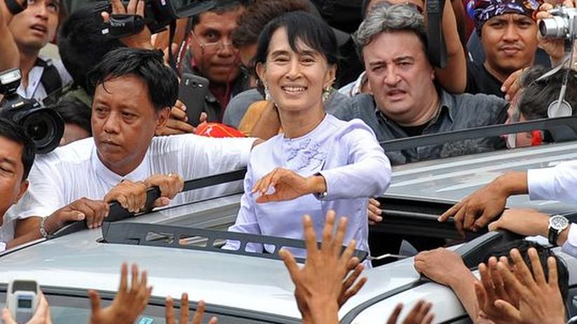 Aung San Suu Kyi: Kleine Wahl mit großer Wirkung in Birma