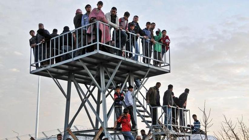 Bürgerkrieg: Türkei warnt Syrien vor weiteren Angriffen auf Flüchtlinge