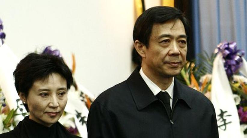 Affäre Bo Xilai: Der tiefe Fall von Chinas Neuen Linken