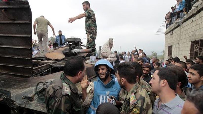 Syrischer Bürgerkrieg: Die Kriegstreiber setzen sich durch