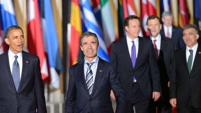 Gipfel in Chicago: Nato bringt Raketenabwehr in Stellung