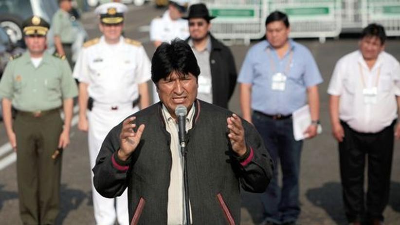 Verstaatlichung: Bolivien ist auf ausländisches Geld angewiesen
