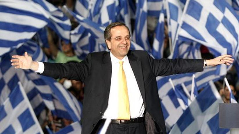 Griechenland: Samaras' Kampf gegen das Unausweichliche