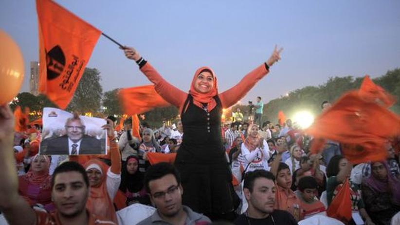 Präsidentschaftswahl: Ägyptens Festival der Redefreiheit