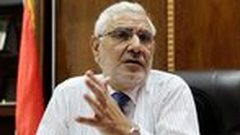 Präsidentschaftswahl: Ägyptens netter Islamist