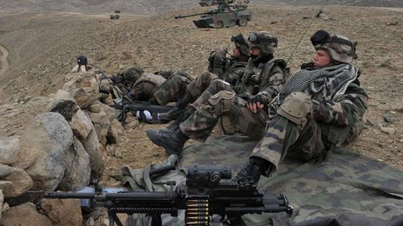 Afghanistan-Abzug: Frankreichs bescheidene Nato-Solidarität