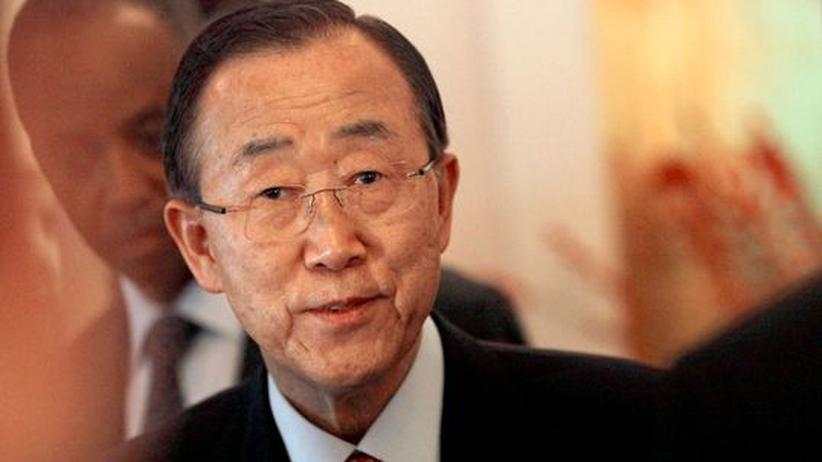 Damaskus-Anschläge: Ban warnt vor Al Kaida in Syrien