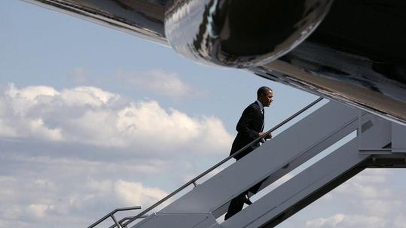G 8 in Camp David: Euro-Gipfel in den USA