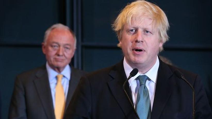 Großbritannien: Johnson bleibt Londons Bürgermeister
