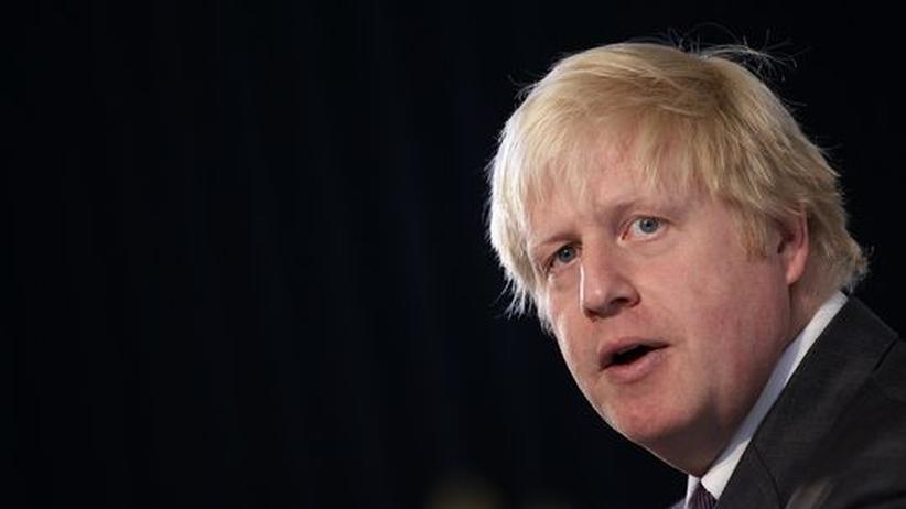 Bürgermeister: Wählt London wieder Boris?