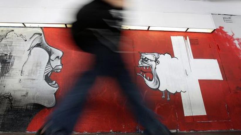 Schweizer Politiker: Das bisschen Wahnsinn