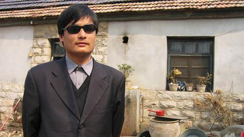 Menschenrechte: Chinesischer Aktivist Chen verlässt US-Botschaft
