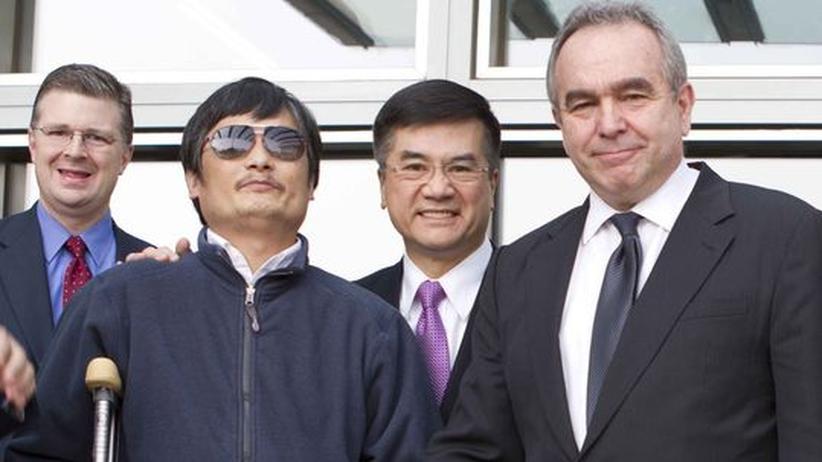 Chen Guangcheng: Bürgerrechtler Chen will China verlassen