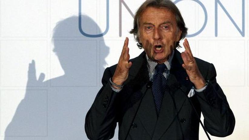 Italien: Der Ferrari-Boss tritt an