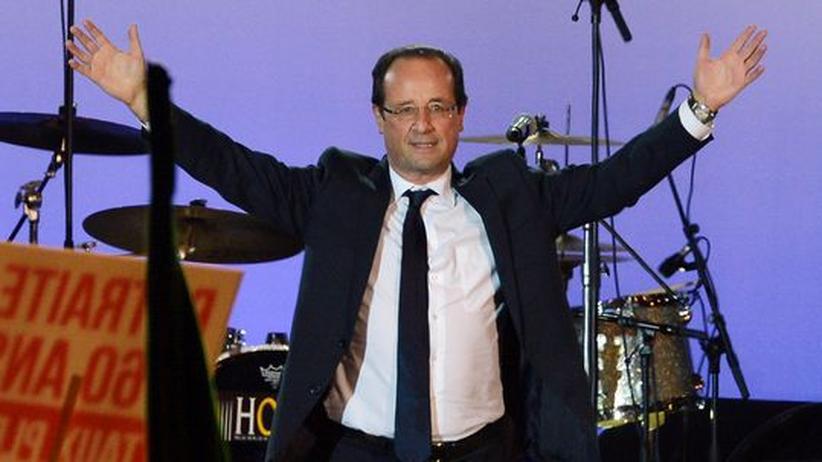 Frankreich: Der rätselhafte Präsident