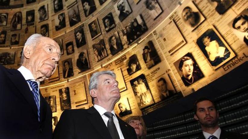 Nahost-Besuch: Gauck distanziert sich von Merkels Haltung zu Israel