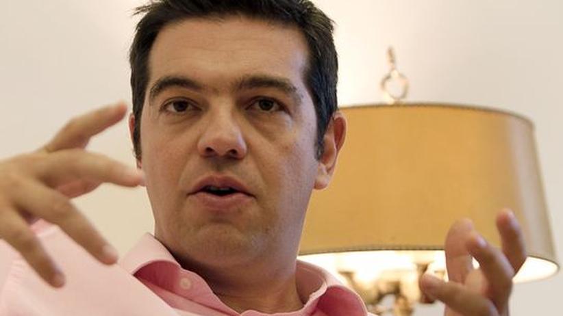 Regierungsbildung: Griechenlands radikale Linke soll Regierung bilden