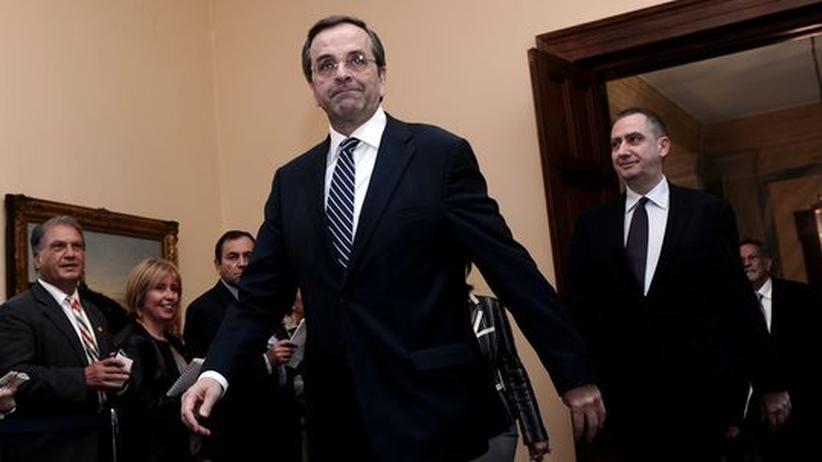 Neuwahl: Griechenlands Konservative bündeln ihre Kräfte