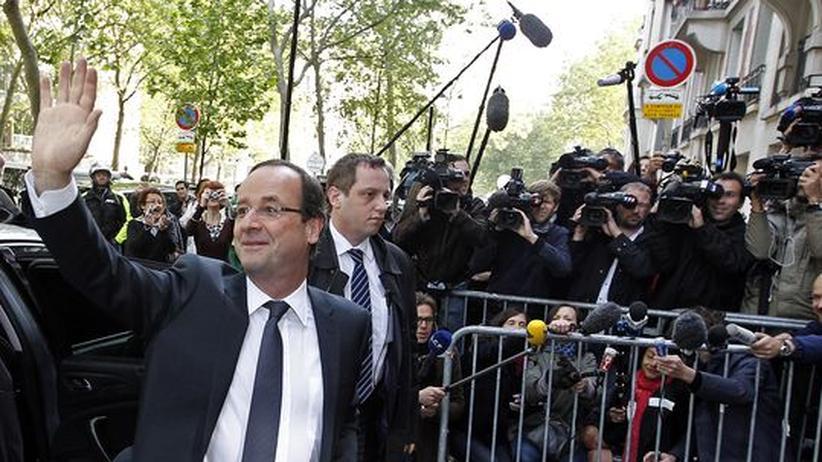 Frankreich: Hollandes Chance auf die Liebe auf den zweiten Blick