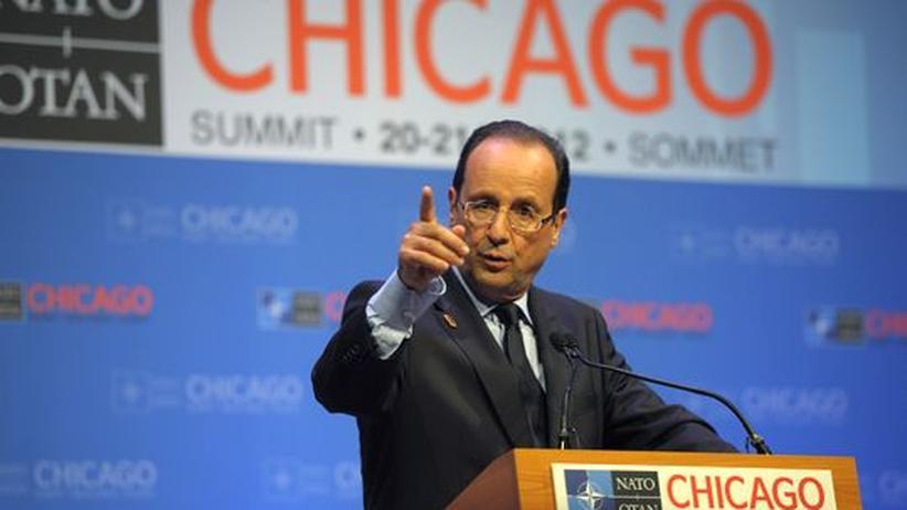 Wachstumspolitik: Hollande will Europa umkrempeln