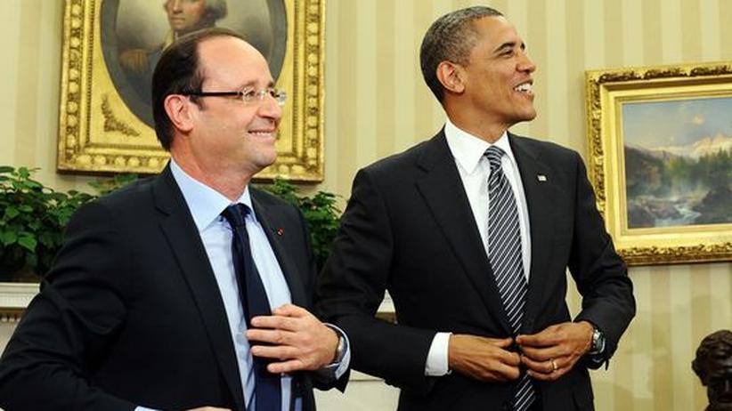 Chicago: Hollande sorgt für Unruhe vor Nato-Gipfel