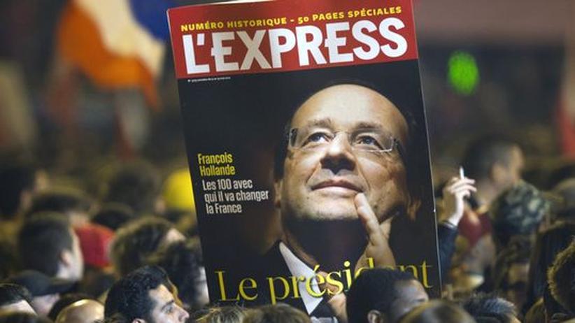 Kabinettsbildung: Frankreichs Sozialisten eilen zum Machtwechsel