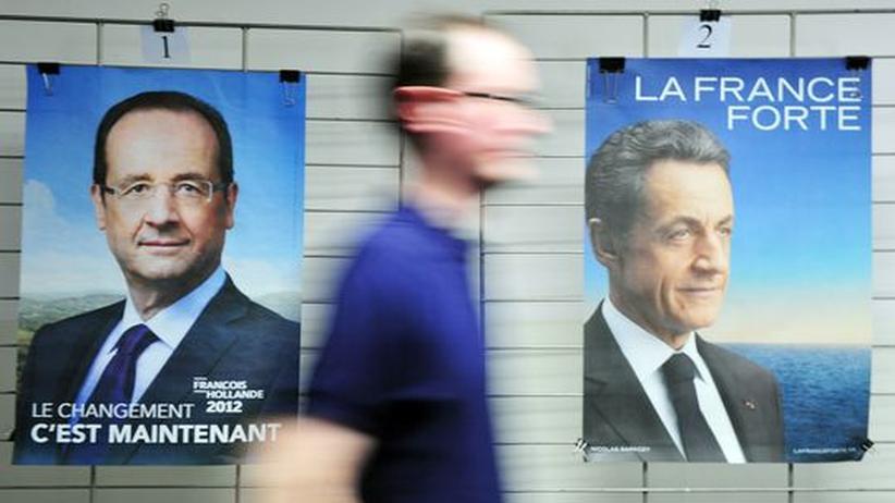 Frankreich: Das Duell Sarkozy gegen Hollande