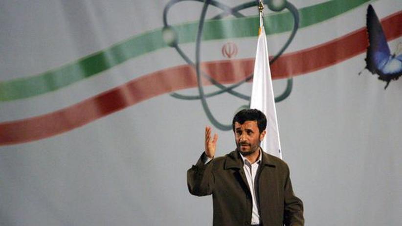 Atomstreit: Iran zu Anreicherungsstopp unter Bedingungen bereit