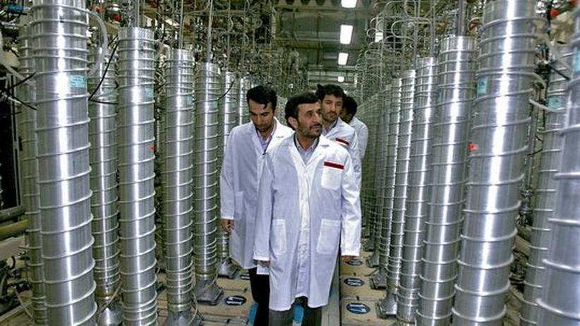 Atomstreit: Der Iran wird sich bewegen müssen