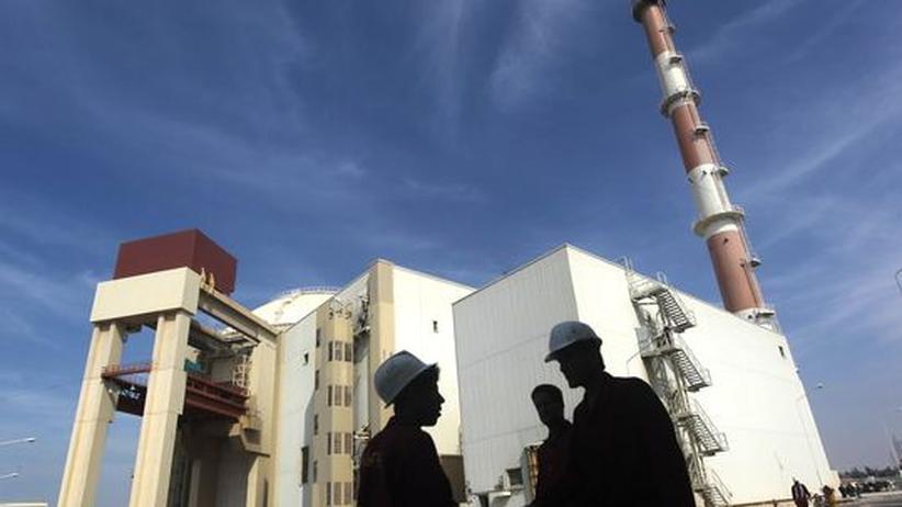 Kernenergie: Iran plant zweites Atomkraftwerk