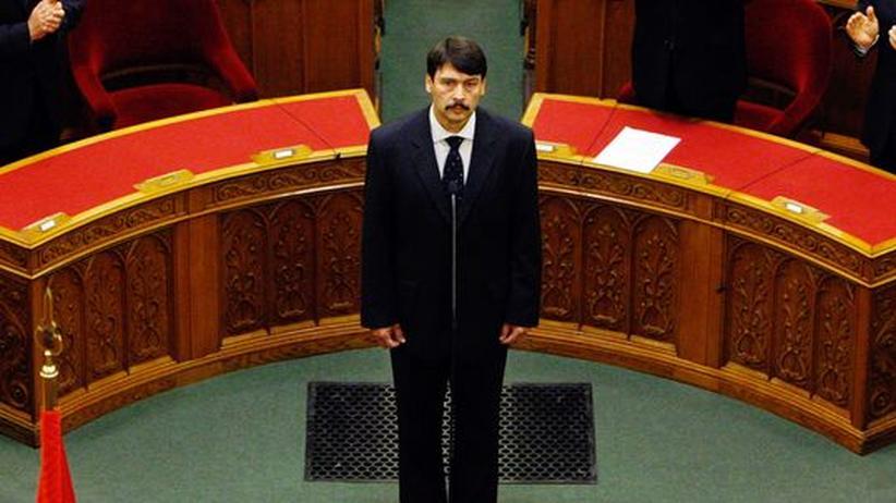 Wahl: János Áder ist neuer Präsident Ungarns