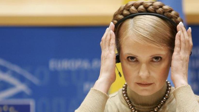 Ukrainische Opposition: Sie gibt nicht auf