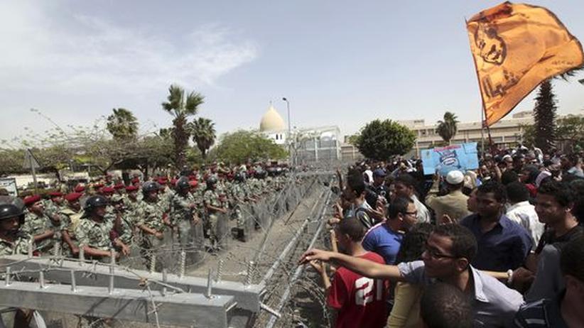 Ägypten: Tote durch Angriff auf Demonstranten in Kairo