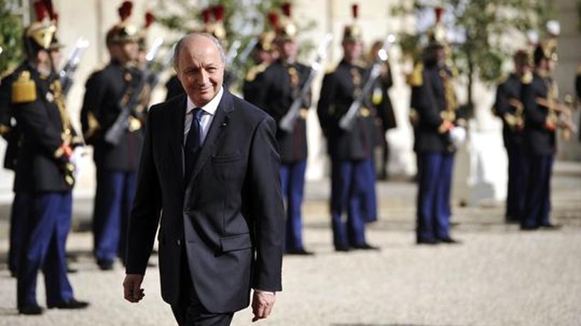 Neue Regierung: Laurent Fabius wird Außenminister Frankreichs