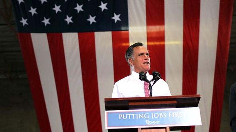 US-Republikaner: Romney sichert sich Präsidentschafts-Kandidatur
