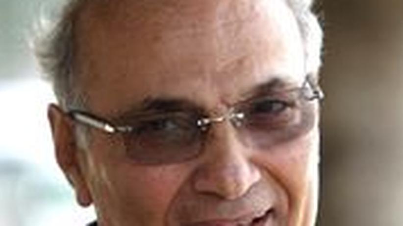 Der ehemalige Premierminister Ahmed Schafik