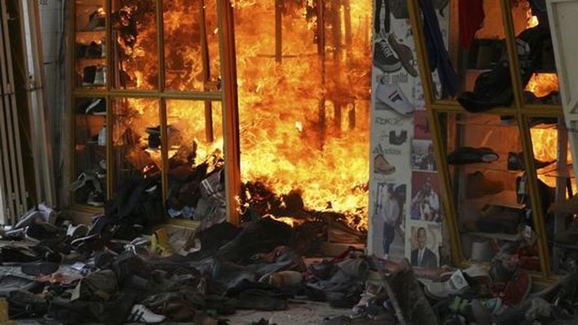 Kenia: Zahlreiche Verletzte durch Bombenanschlag in Nairobi