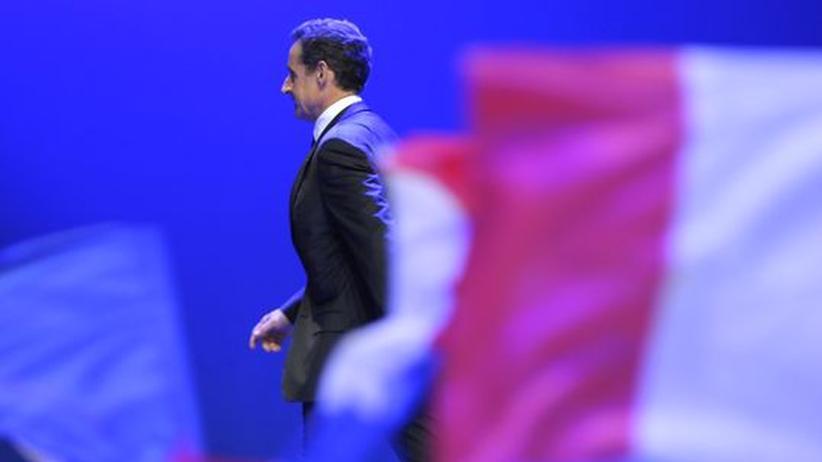 Wahl in Frankreich: Sarkozy will wieder als Anwalt arbeiten