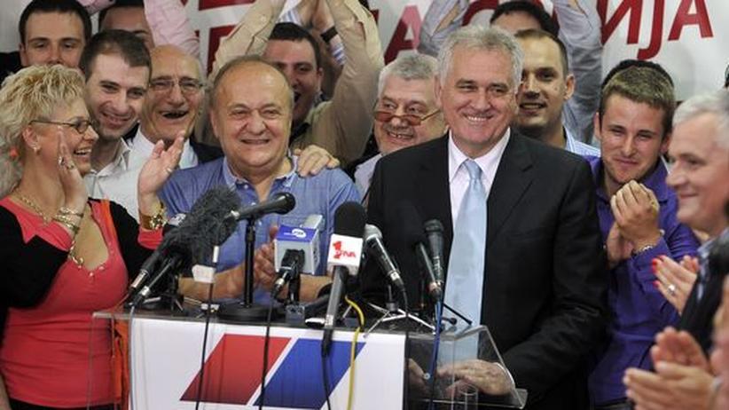 Präsidentenwahl: Serbien stehen unruhige Zeiten bevor
