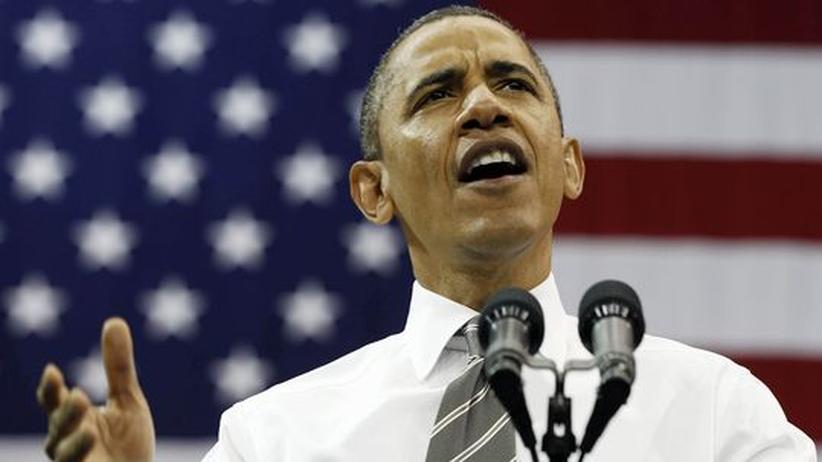 Terrorismus: Obama und Romney streiten über Bin-Laden-Tötung