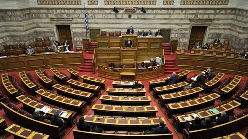 Staatskrise: Griechenlands höchster Richter soll Interimsregierung leiten