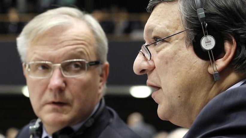 Euro-Krise: EU gibt Spanien mehr Zeit zum Sparen