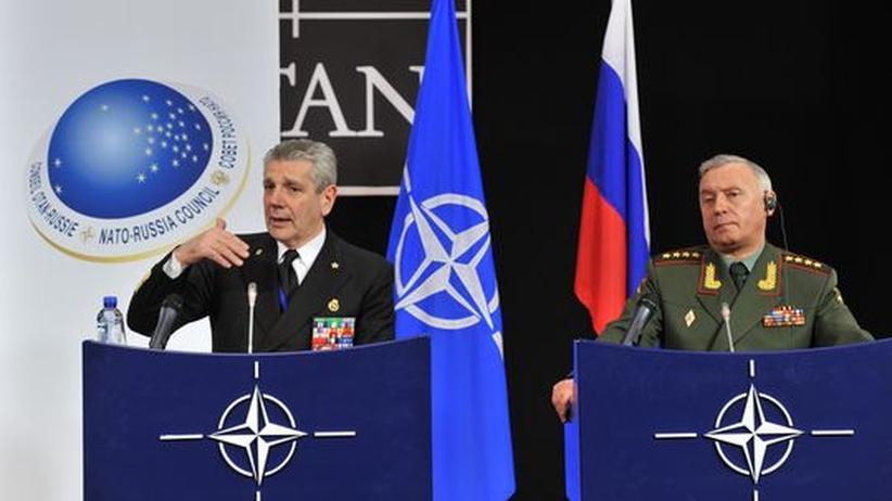 Tagung in Moskau: Russland spricht von Militärschlag gegen US-Raketenschild