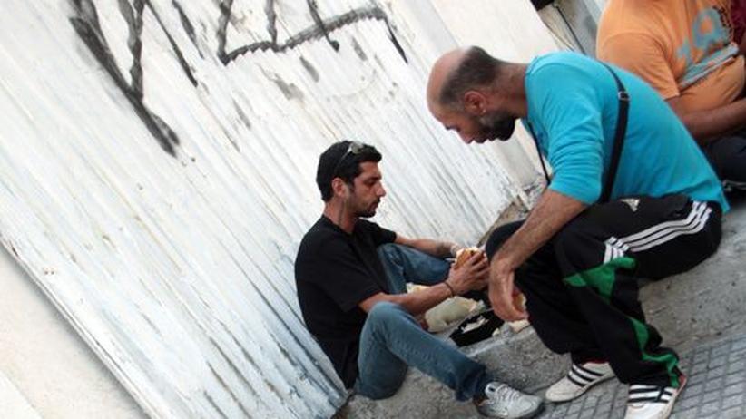 Griechenland: Einer muss das Licht ausmachen