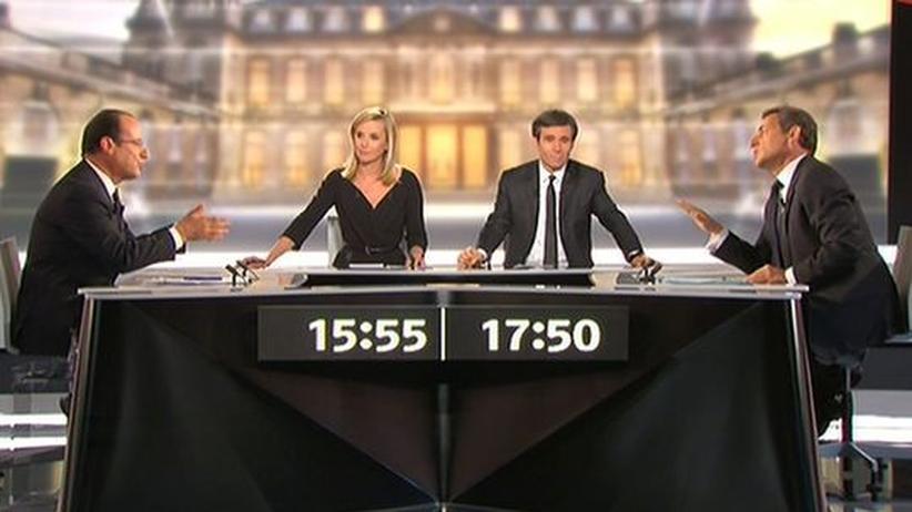 Präsidentschaftswahl in Frankreich: Beobachter sehen keinen Sieger im Fernsehduell