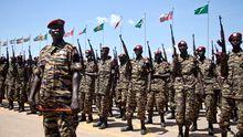 Die Sudanesische Volksbefreiungsarmee