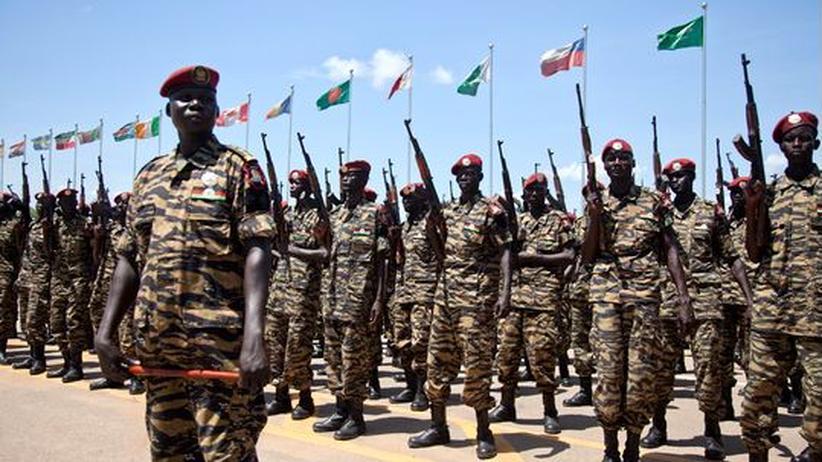Grenzkonflikt: Sudan zieht Truppen aus umkämpftem Öl-Gebiet ab