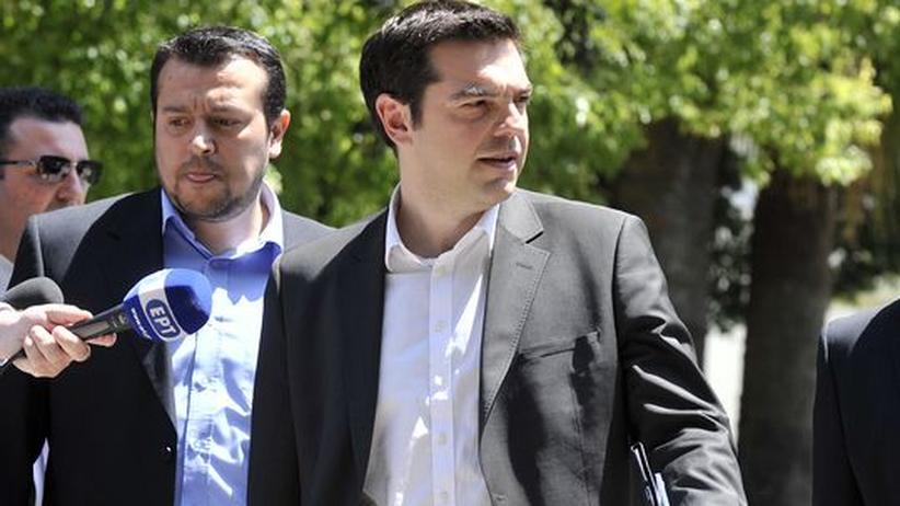 Griechenland: Präsident Papoulias gibt Regierungsbildung nicht auf