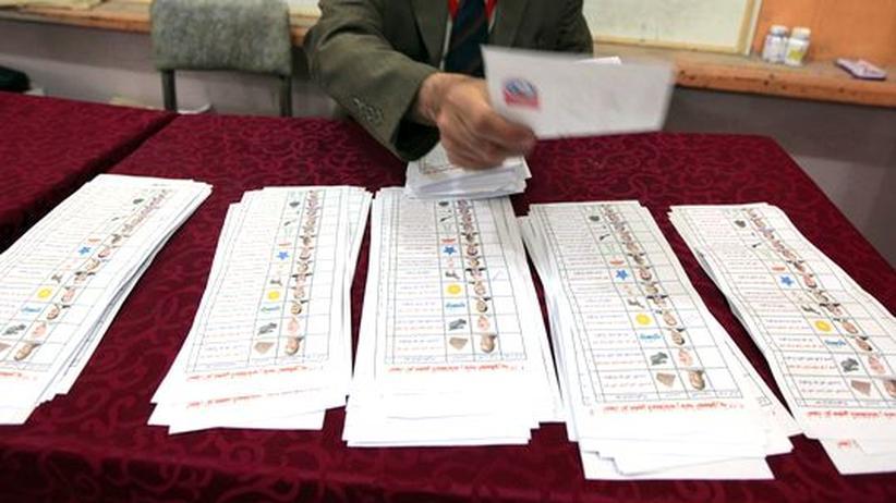 Wahl Ägypten: Mursi und Schafik gehen in die Stichwahl